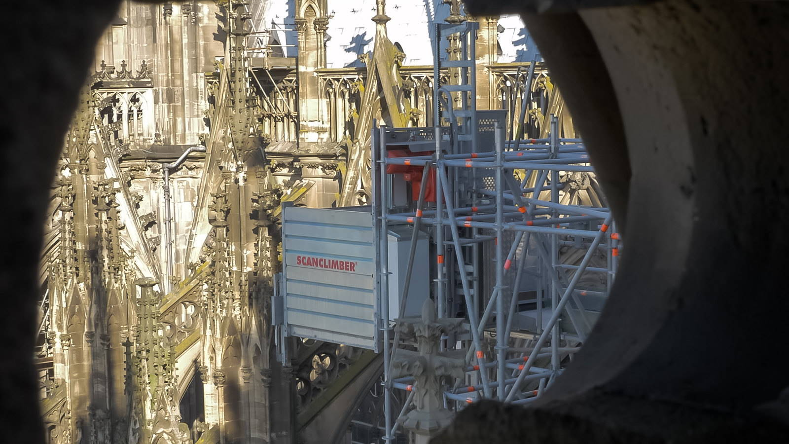 Cologne Cathedral – an eternal restoration project