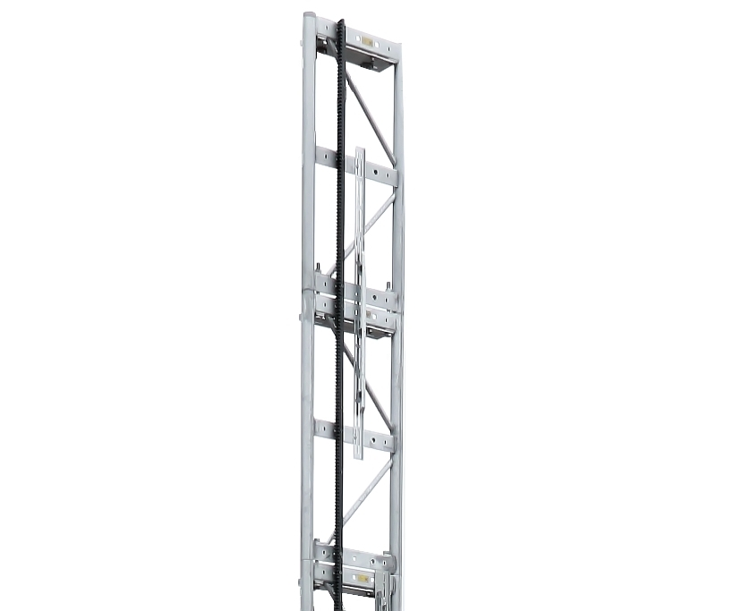 industrial hoist family mast