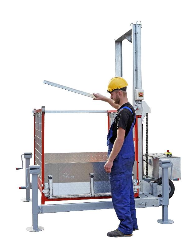 Railing Lifting Table