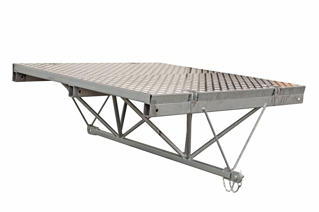 Platform sections SC1000