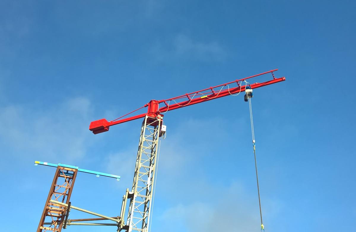 Top Crane