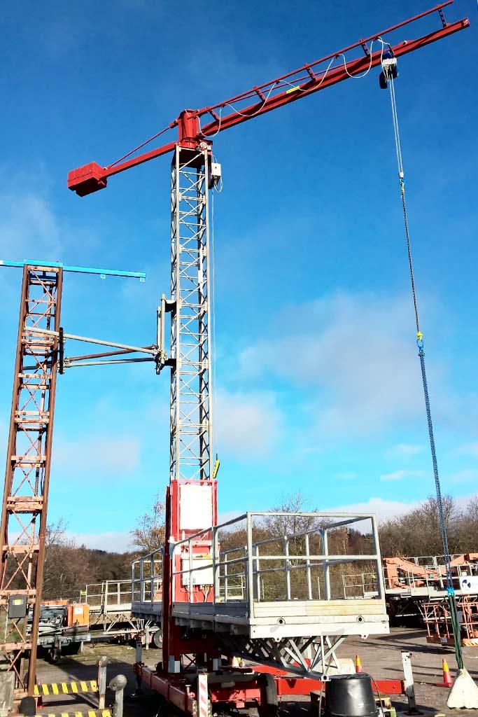 Rozszerzenie Top Crane
