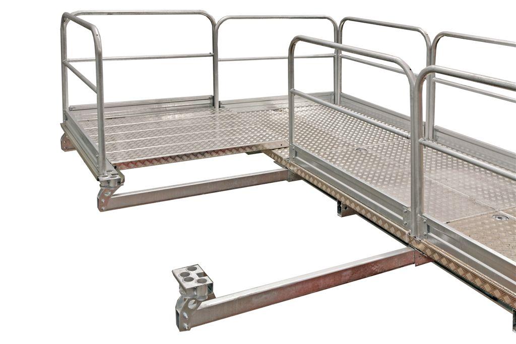 SC3500L adjustable platform extension