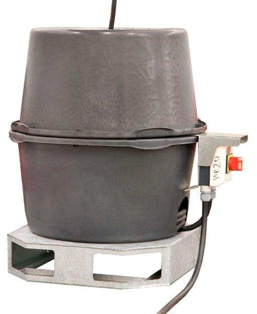 Cable drum plastic