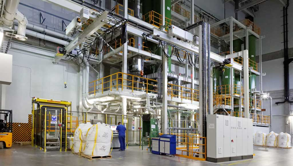 The automation of NGK Ceramics in Poland